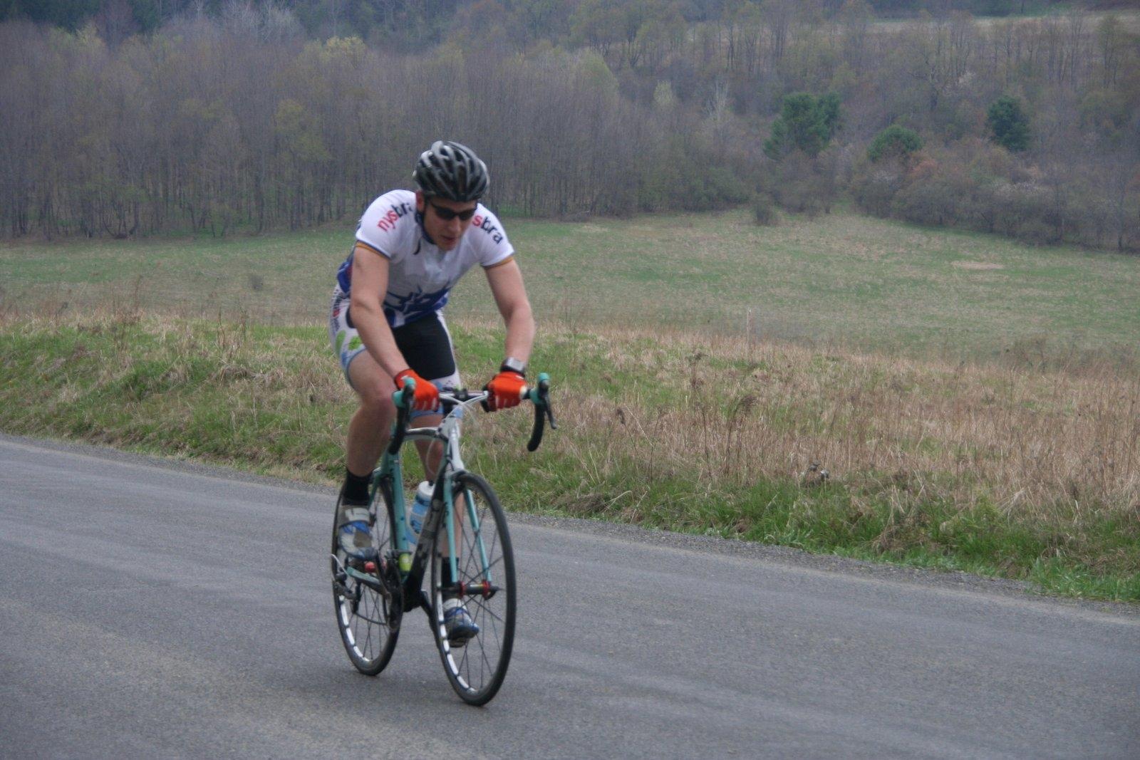 State Champion Randy Hadzor